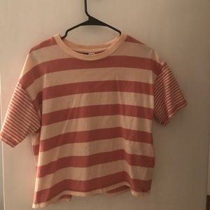 Urban outfitters striped BDG T-shirt